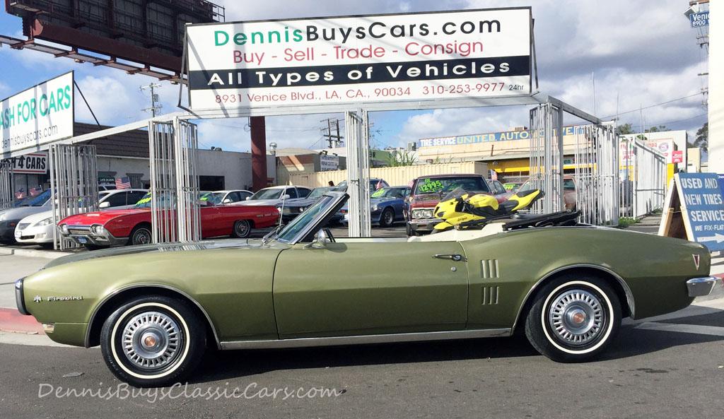 Pontiac – Dennis\' Garage of Classic Cars